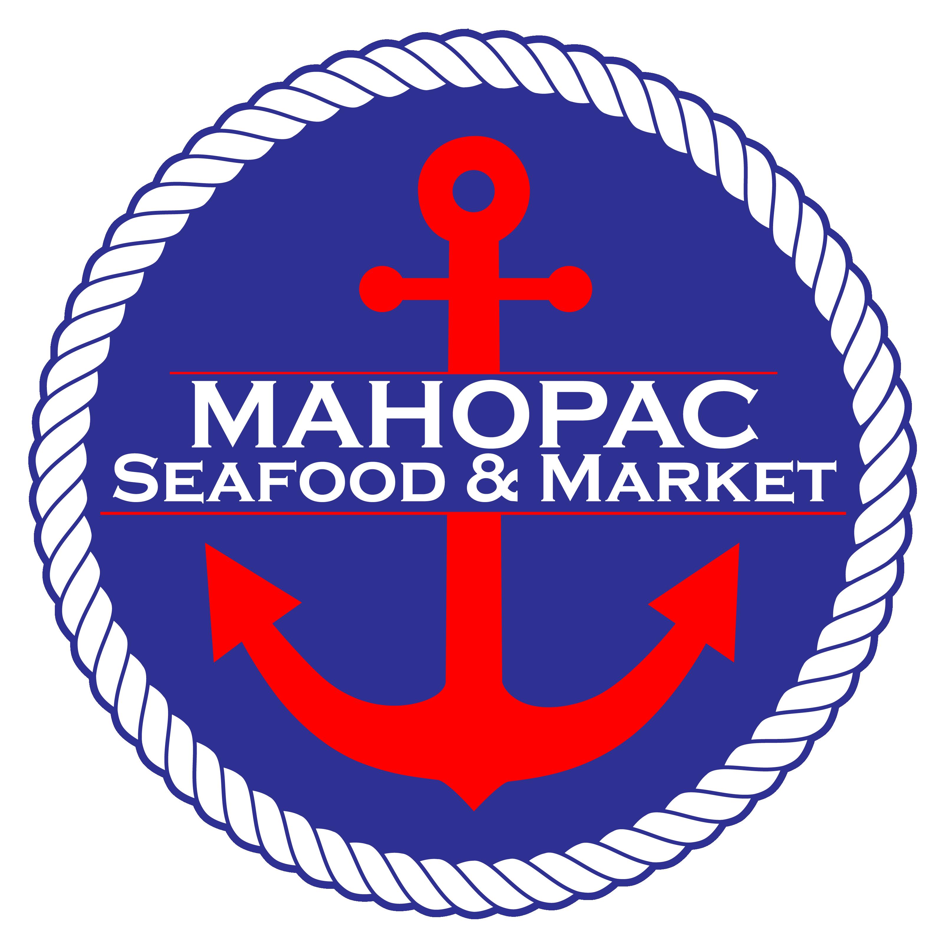 Mahopac Seafood Market Logo